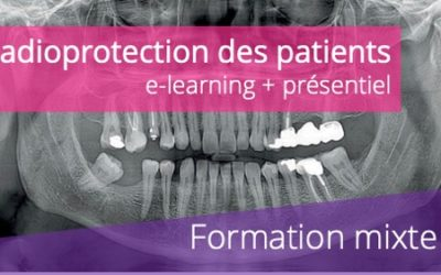 Formation à la radioprotection des patients (mixte)